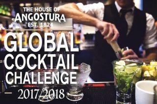 Cocktail Challenge : Angostura Global Cocktail Challenge