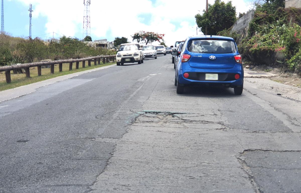 Etat des routes : encore un peu de patience !
