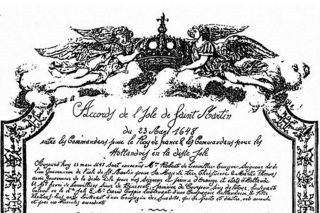 Le traité de la Concorde fête ses 370 bougies