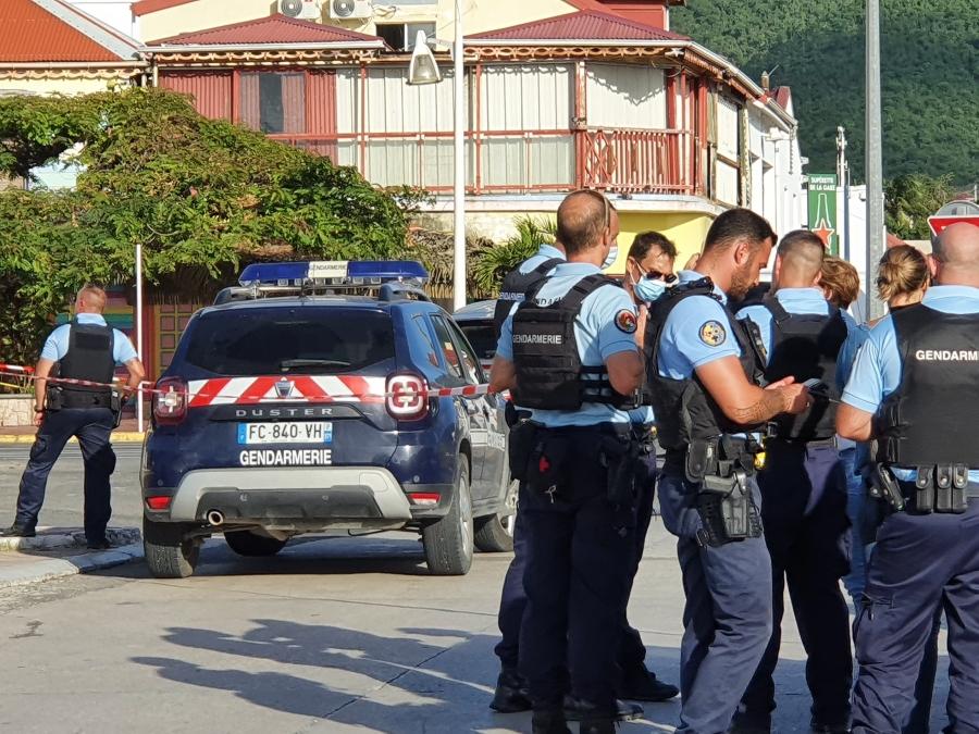 Fusillade en plein jour sur le front de mer de Marigot