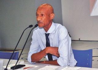 Lambert Dingui, chef  du service FSE à la DIECCTE