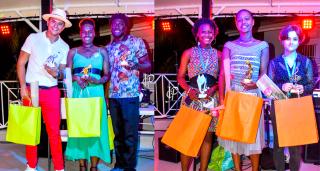 Premiers lauréats du concours « les Voix de Saint-Martin »