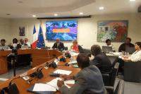 Plan de convergence : La COM adopte une posture de prudence