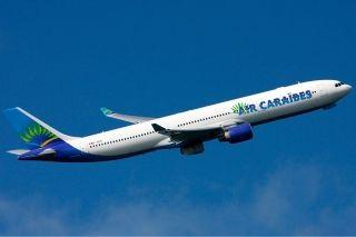 Le vol d'Air Caraïbes de ce samedi 18 mars est annulé et reporté à demain, dimanche.