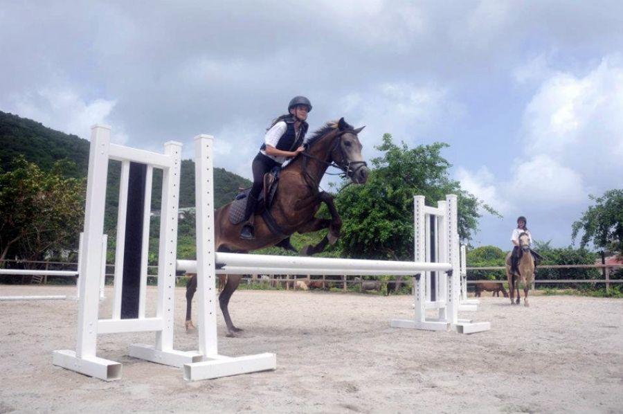 Les cavaliers saint-martinois se déplacent en Guadeloupe