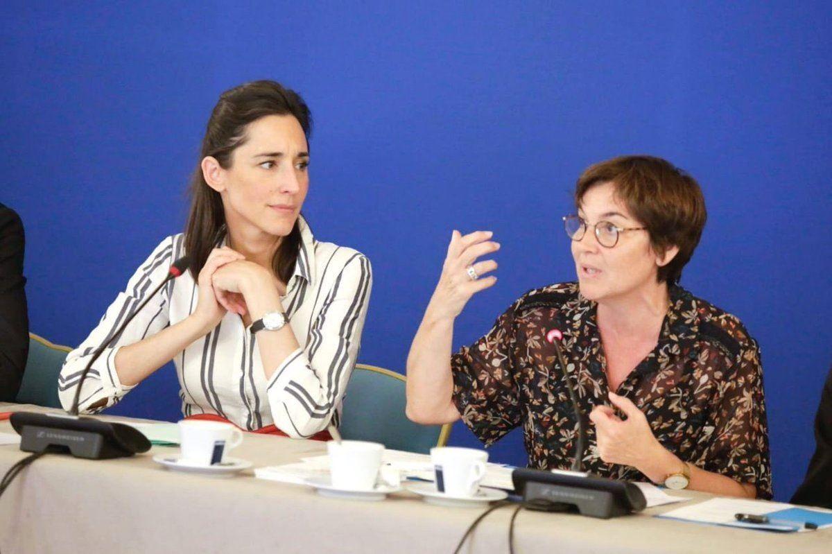 La Ministre des Outre-mer Annick Girardin exposait  dans la semaine l'appel à projets.