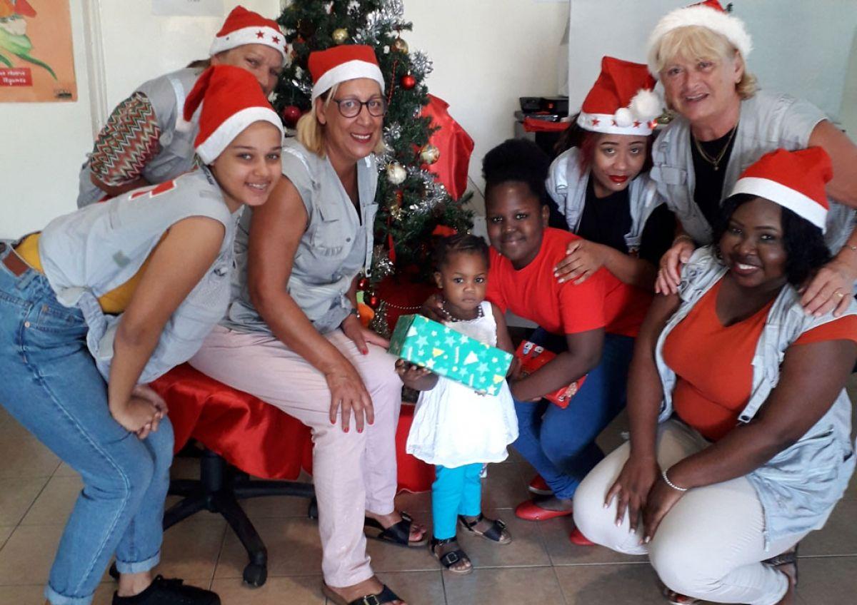 Le Noël de la Croix Rouge
