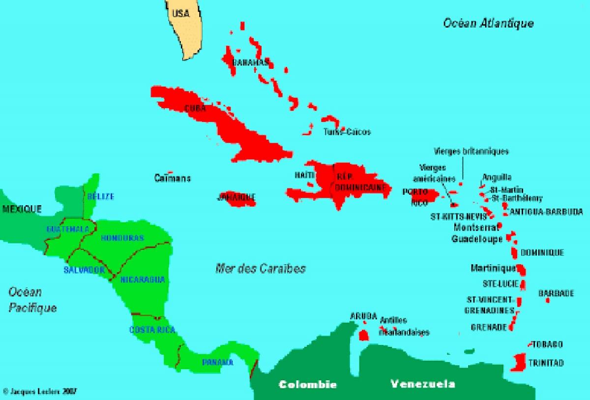 Analyse de la situation sanitaire dans les Caraïbes : les cas actifs ont doublé en huit jours