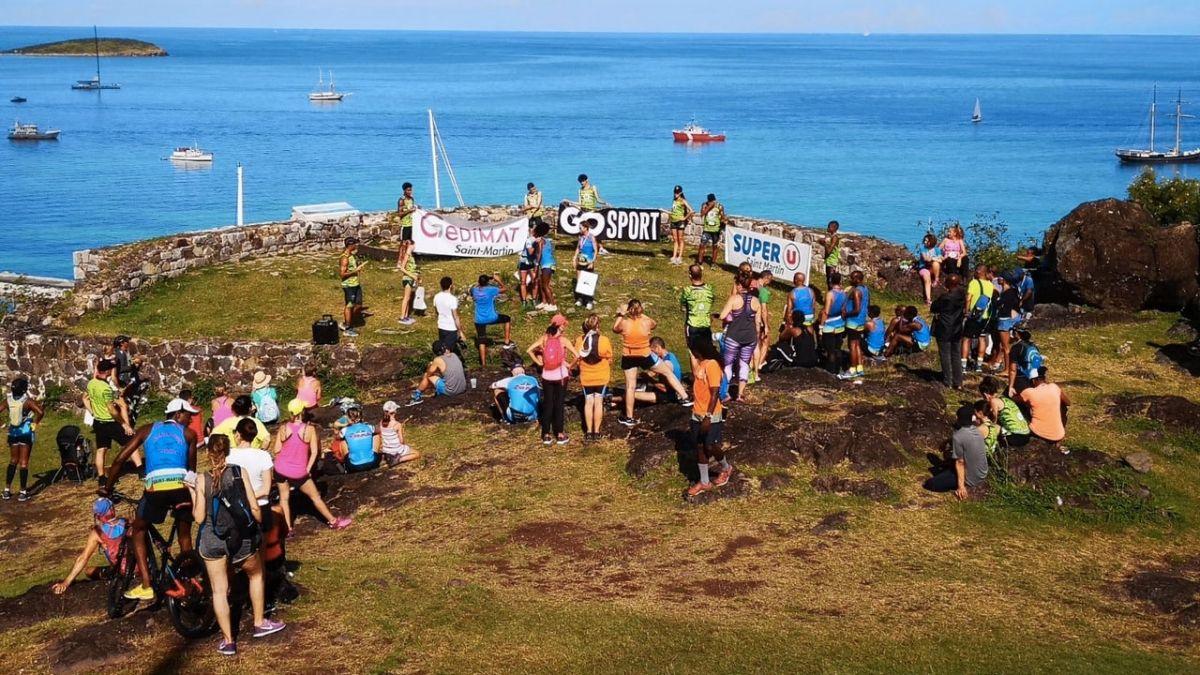 Trail : Les Points de vue de Marigot : vainqueurs en duo