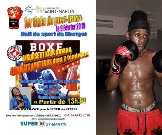 Gala de boxe ce samedi  à la Halle des sports  de Vanterpool