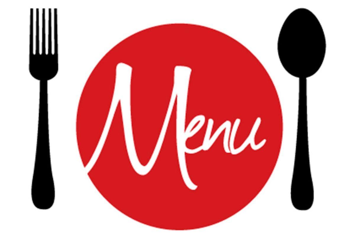Menus du restaurant pédagogique du 10 au 13 avril 2018