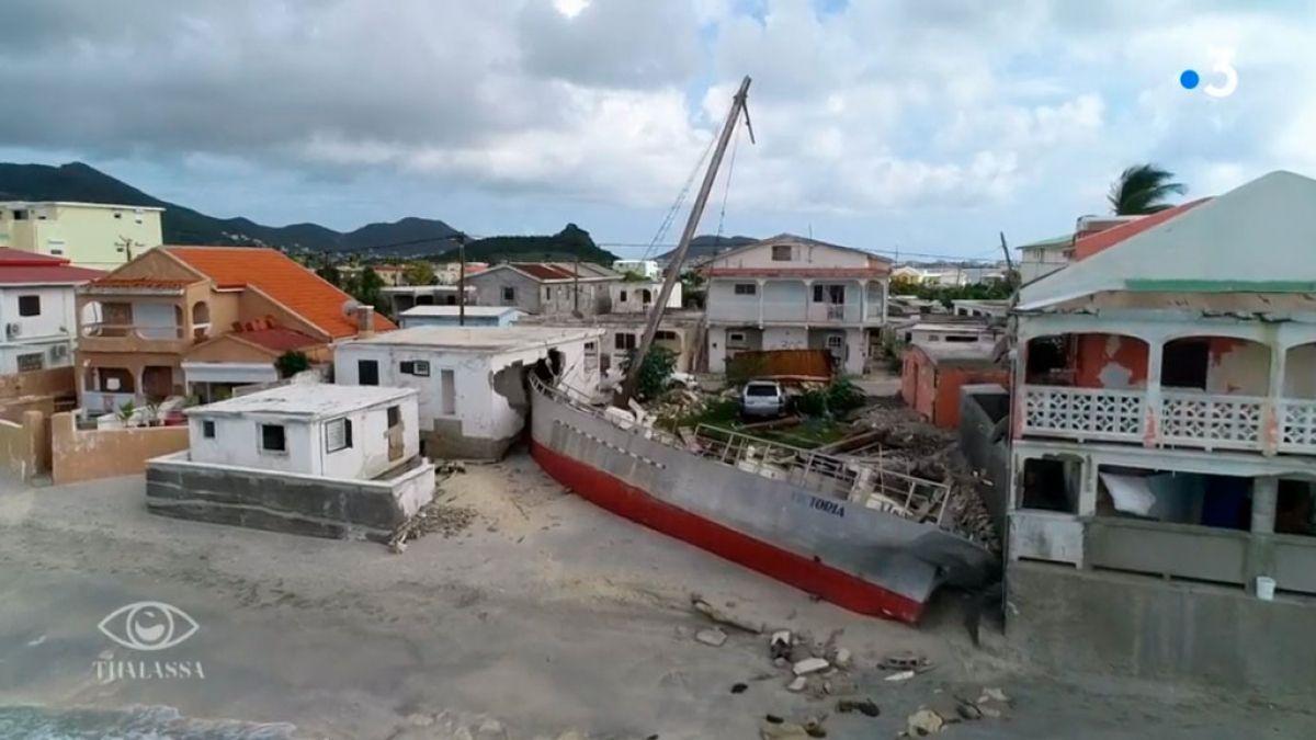 Thalassa : « Face aux colères  de la mer »