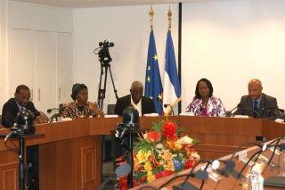 Budget primitif: deux millions d'euros dégagés pour les premières actions de la majorité