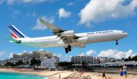Desserte aérienne :  Air France reliera Paris-Orly à Sint Maarten en décembre prochain