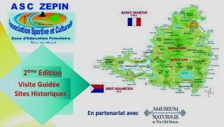 Visite guidée de sites historiques avec l'ASC ZEPIN