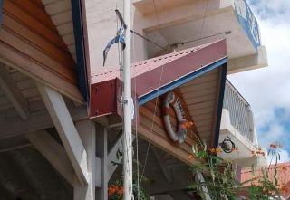 SNSM : la station de Saint-Martin en deuil en solidarité au monde des Sauveteurs en mer