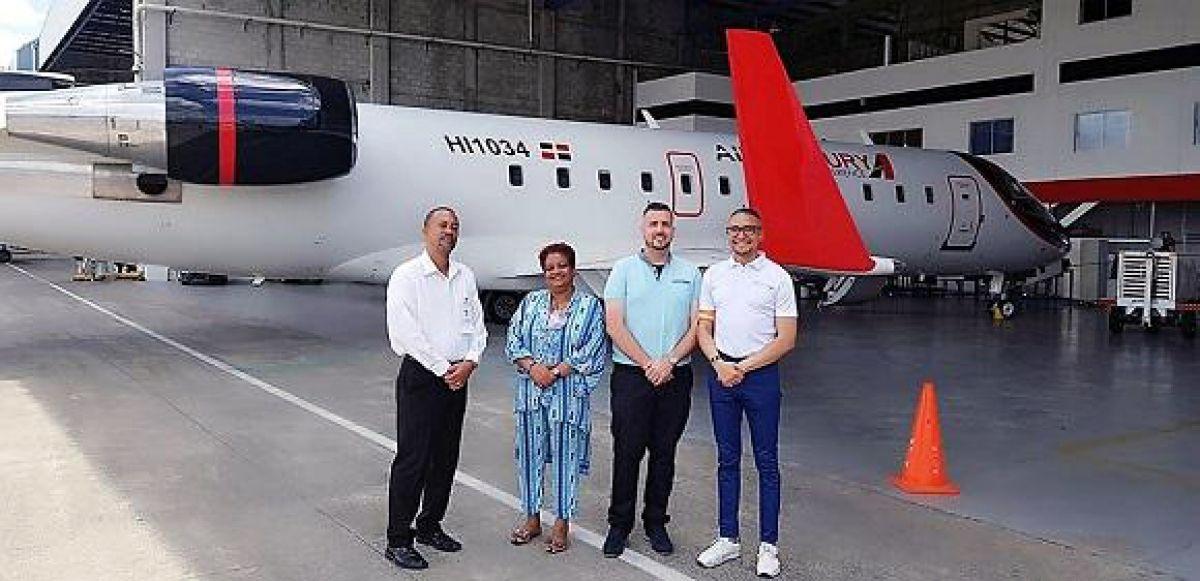 Air Century en plein développement grâce à Sint-Maarten