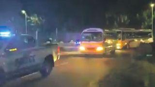 Les passagers d'un paquebot refusé par Saint-Domingue évacués par Sint Maarten