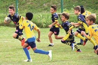 Saint-Martin Rugby Union : les U8 remportent le trophée Perez