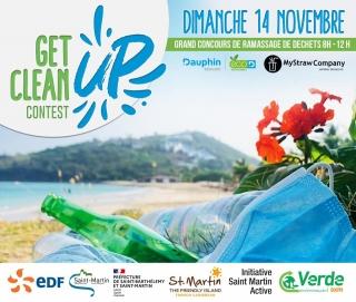 Get Up Clean Up Contest : on se prépare pour la deuxième édition