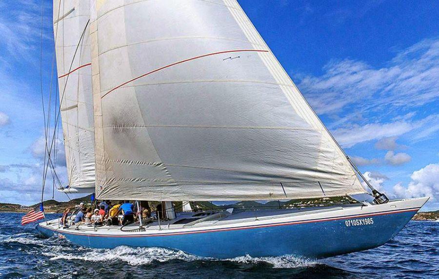 Participez à bord d'un voilier de l'America's Cup