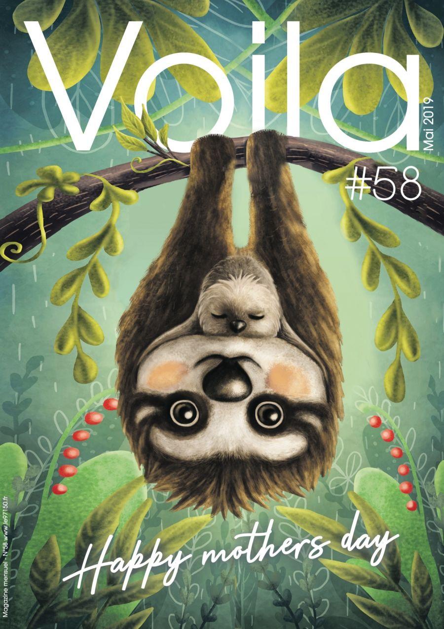Voilà magazine nº58
