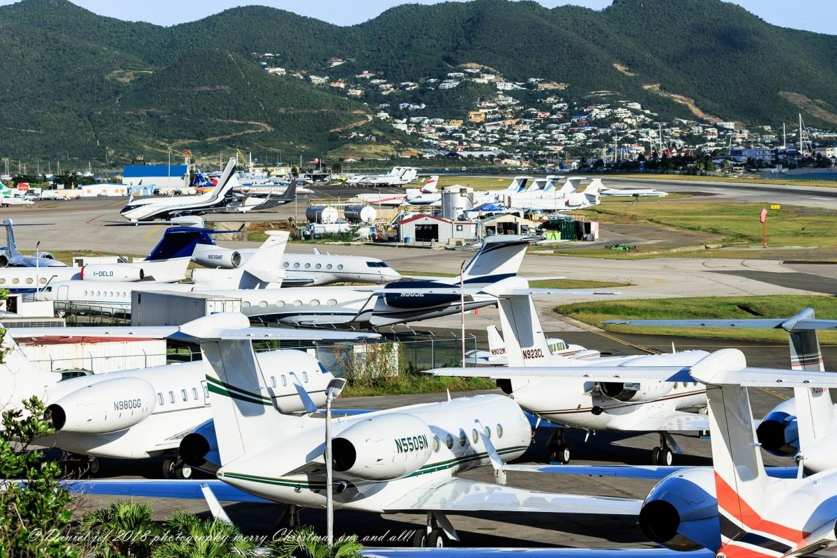 114 Jets privés entre la-mi-décembre et le 31 janvier prochain