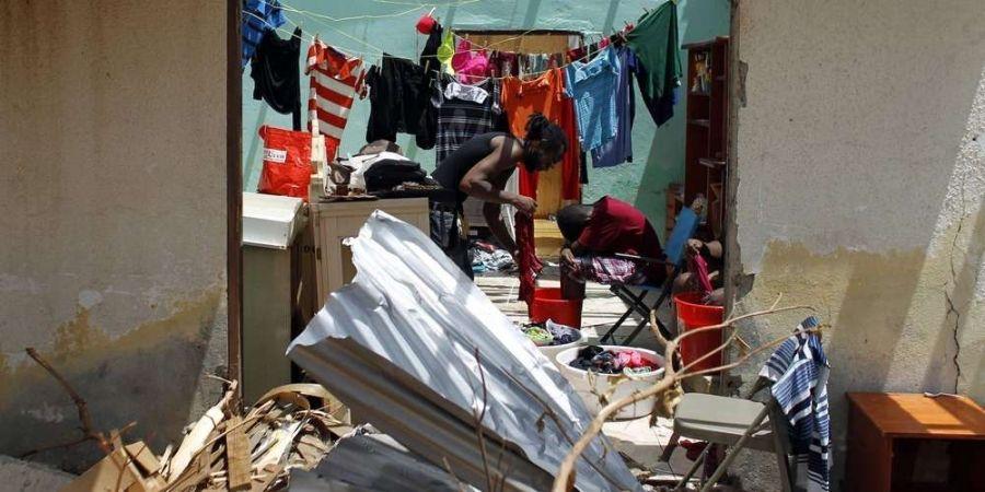 Risques sanitaires : pas d'épidémies pour l'instant