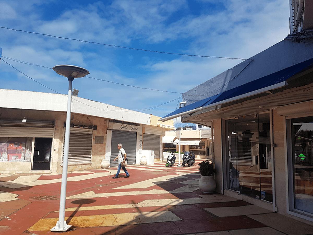 Centre-ville de Marigot : les commerces en pleine déprime