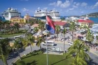 """The Florida Caribbean Cruise Association (FCCA) a réuni ses membres """"Platinium"""" à Saint-Martin"""
