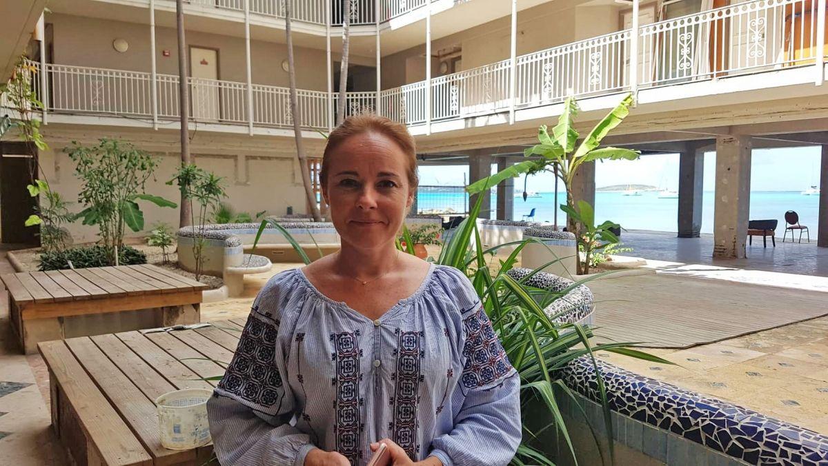 Véronique Legris, chargée  de mission pour l'AHSM