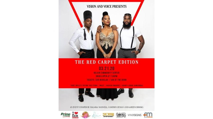 Spectacle : The Red Carpet Edition : l'art multiplié par trois