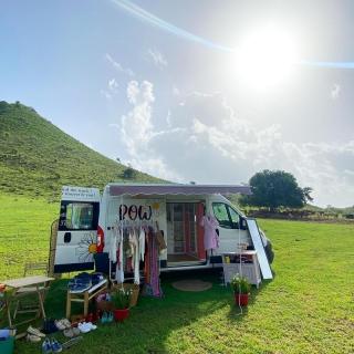 Bow Fashion Truck : la première boutique ambulante à Saint-Martin