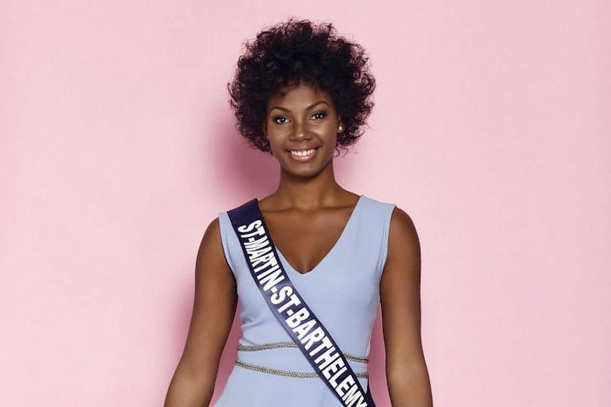 Allisson Georges,  Miss Saint-Martin 2019