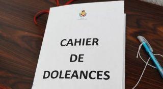 Les cahiers de doléances doivent être remis en préfecture