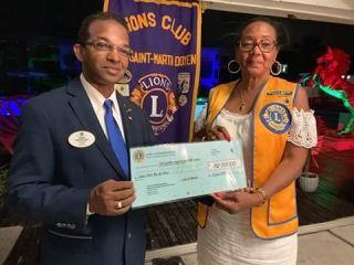 Une cagnotte de 192 000 euros pour les Lions Club de l'île