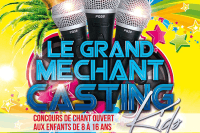 Le Grand Méchant Casting : top départ des auditions