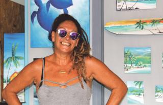 Zion Art Studio … un nouveau rendez-vous  artistique à Grand Case