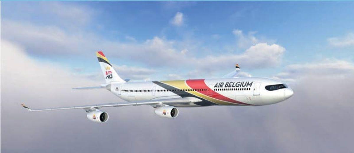 Air Belgium aux Antilles