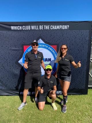 Trois athlètes Saint-martinois se distinguent à l'Ironman de Chatanooga