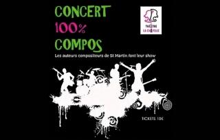 100% compos : un concert pas comme les autres