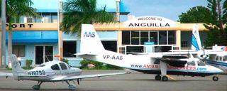L'aéroport d'Anguilla autorisé à opérer des vols de nuit