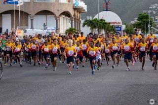 My Guardian Group Walk & Run St.Maarten 2019