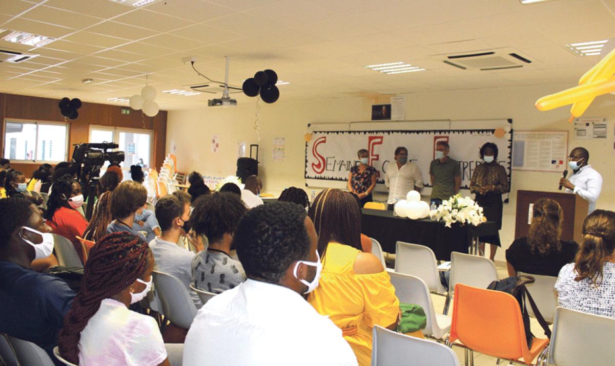 Semaine Ecole-Entreprise : partages d'expériences