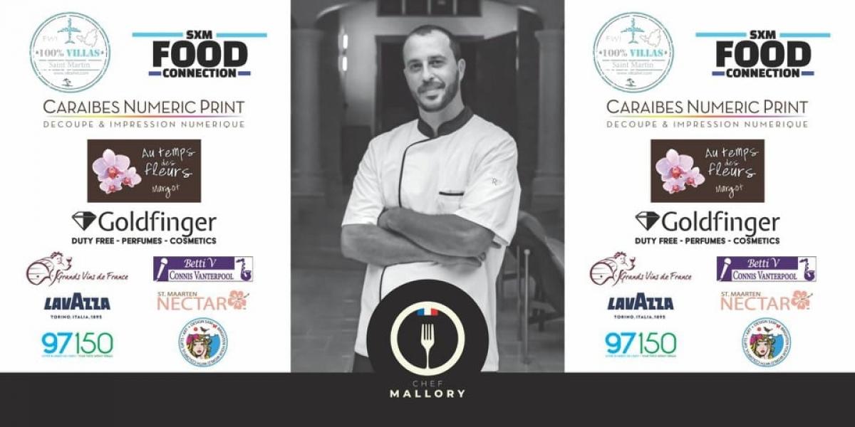 Le restaurant éphémère de Chef Mallory remet le couvert, samedi 24 juillet prochain