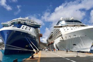 Sint Maarten : Mauvaises nouvelles, le nombre de navires de croisière va diminuer l'année prochaine