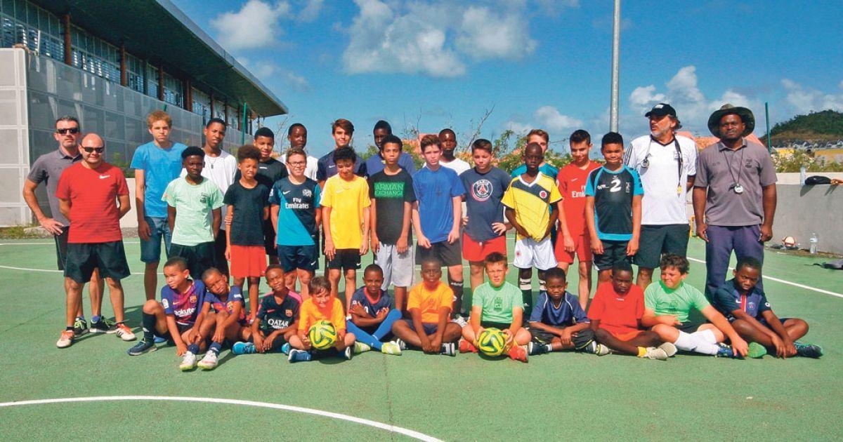 Joueurs, éducateurs et formateurs ont repris avec plaisir le chemin des terrains de football samedi dernier.