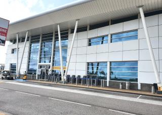 Du côté de l'aéroport Juliana