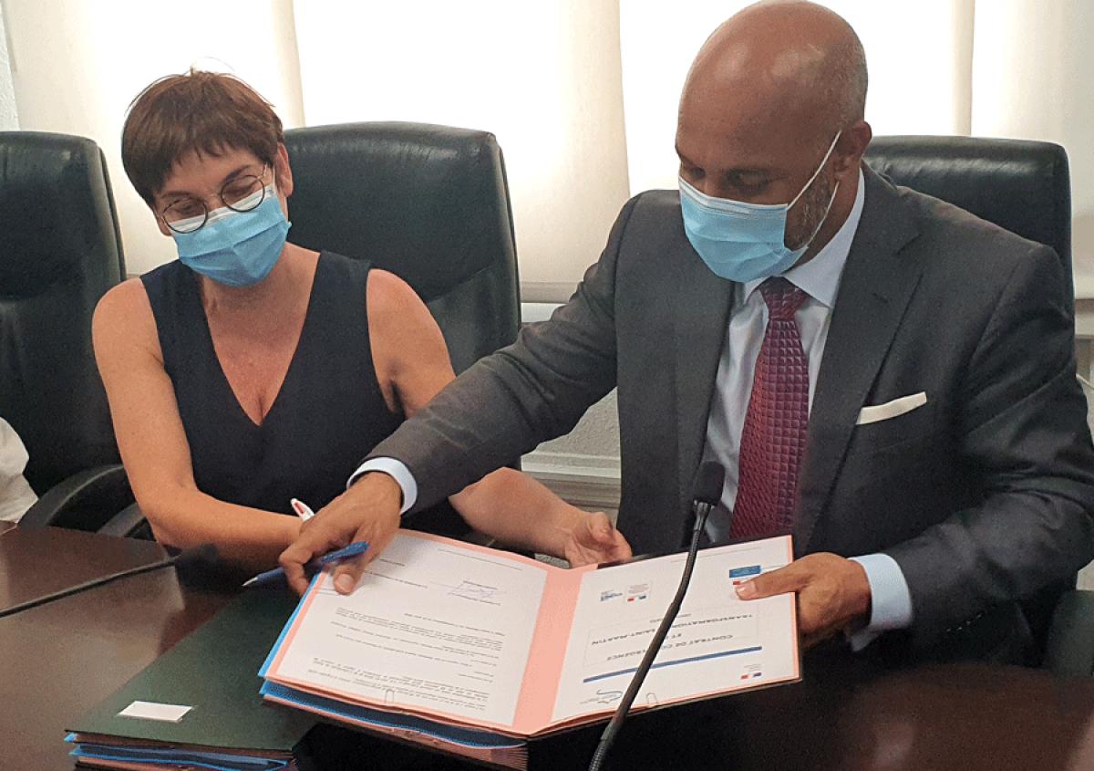 Le Contrat de convergence état/Com : Enfin signé ! Pour une enveloppe de 159 M€ pour la période 2019/2022