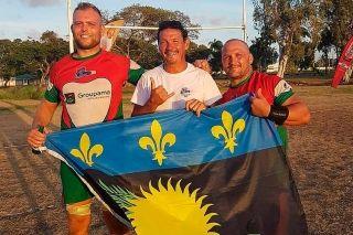 Des saint-martinois participent à la victoire de la sélection guadeloupéenne